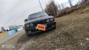 Транспорт - Талас: BMW 5 series 2 л. 1991 | 55555 км