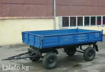Traktor ymz 6akl. Bolshoi kabina, rodnoi kraska ,i diski. Odin ruka в Бишкек - фото 5
