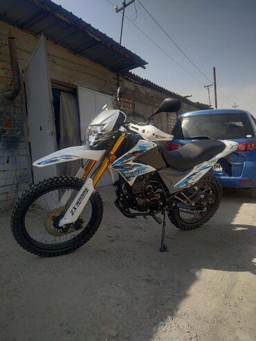 Транспорт - Кыргызстан: Продаю мотоцикл Motoland EX 250  ХАРАКТЕРИСТИКИ  Описание двигателя: 1