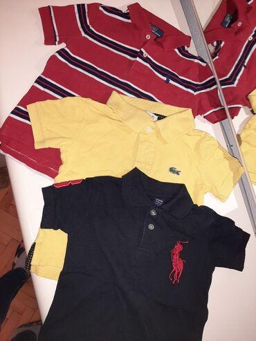 Komplet 3 velicina majce za decake