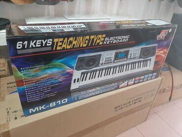 mk 2063 - Azərbaycan: MK-810 sintezator