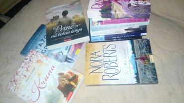 10 knjiga ,ocuvane su - Vrbas