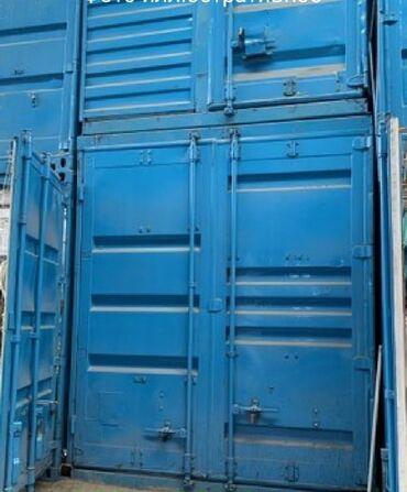 Оборудование для бизнеса в Лебединовка: Срочно срочно Продаю контейнер двойной 5 тонник! Рассматриваю обмен на