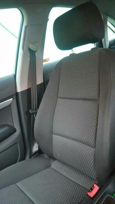 Audi coupe 2 at - Srbija: Sedista za audi a6 c6 2. 0 tdi. Sedista su od stofa,ocuvana.Moze i