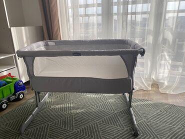 chicco толокар в Кыргызстан: Продаю кроватку ( новая) Chicco
