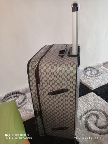 Сумки в Лебединовка: Продаю новый чемодан покупала за 3000 продам за 2000 окончательно