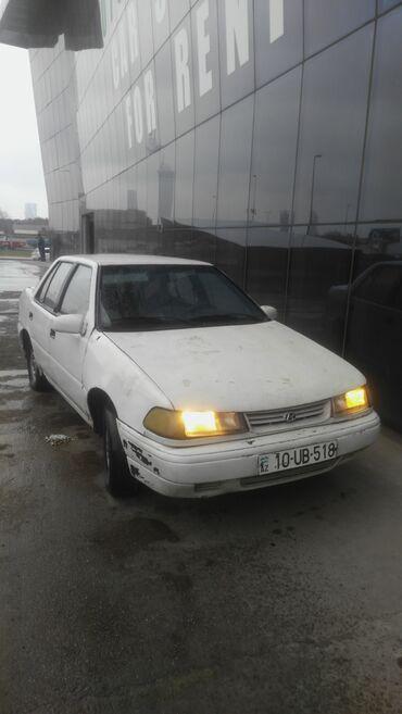 təcili maşın satılır in Azərbaycan | VOLKSWAGEN: Hyundai Excel 1.5 l. 1994 | 77777 km