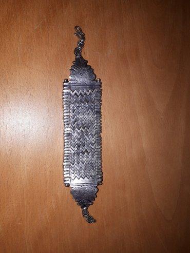 Ασημενιο μασιφ χειροποιητο βραχιολι. σε Υπόλοιπο Αττικής - εικόνες 3