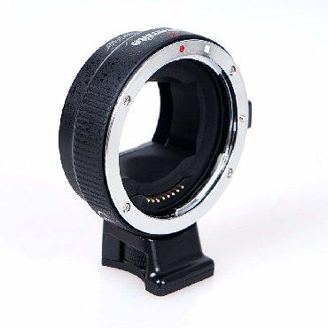 əl işi - Azərbaycan: Canon lens Sony aparata birleshdiren COMMLITE keciricicanon lens