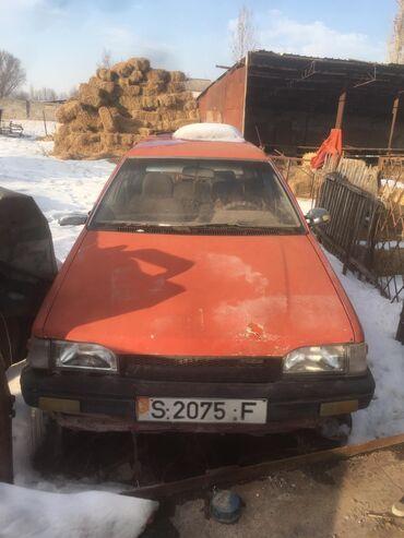 Запчасти на бм38 - Кыргызстан: Продаётся машина на запчасти мазда торг уместен