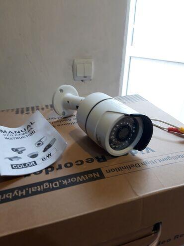 видеонаблюдение камера в Азербайджан: Камера новая-35azn