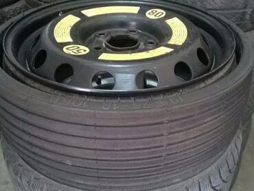 schetnaja mashinka magner 75 в Кыргызстан: Запаска на Фольксваген Туарег. 195/75/18. Volkswagen Tuareg