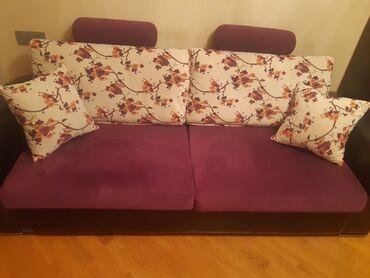 сундуки в Азербайджан: Продается мягкая мебель диван и два кресла