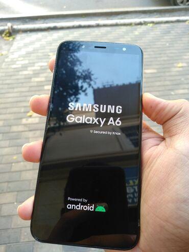 samsung a6 qiymeti bakida в Азербайджан: Б/у Samsung Galaxy A6 32 ГБ Золотой