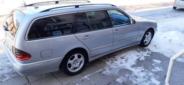 купить мотор мерседес 2 2 дизель в Кыргызстан: Mercedes-Benz E 270 2.7 л. 2001