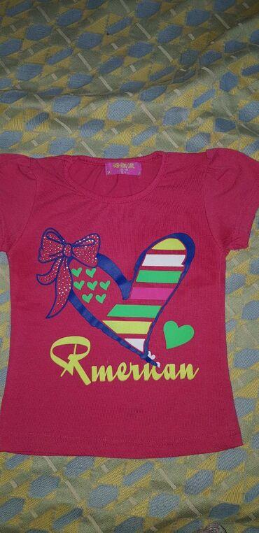 Dečiji Topići I Majice | Pozarevac: Majica za devojcice,uzrast 2-3 god,na bretelice(180din, na rukav