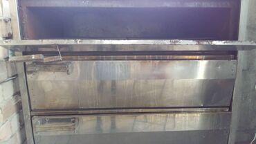 Духовки - Кыргызстан: Печь для пекарни в рабочем состоянии 3хфазка, г.Ош