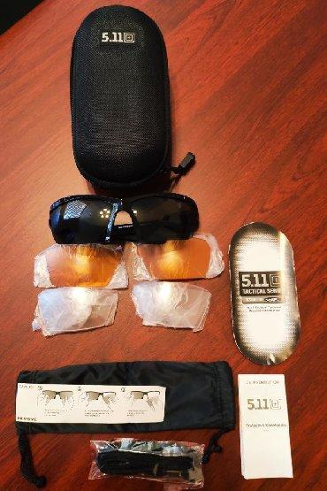 Маски, очки в Азербайджан: 5.11+ amerika brendinin gün eyneyi satılır. Yenidir. Istifade