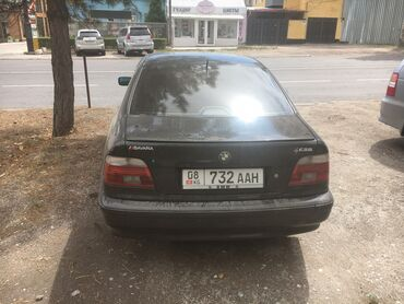 BMW - Автоматическая - Бишкек: BMW 5 series 2.5 л. 2002