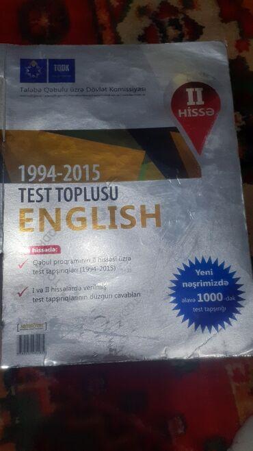 Toplu inglis dili 2ci hissə