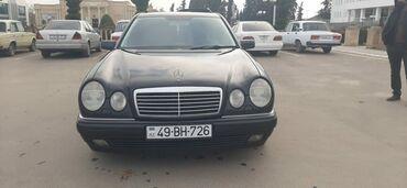 Mercedes-Benz E 240 2.4 l. 1999 | 344853 km