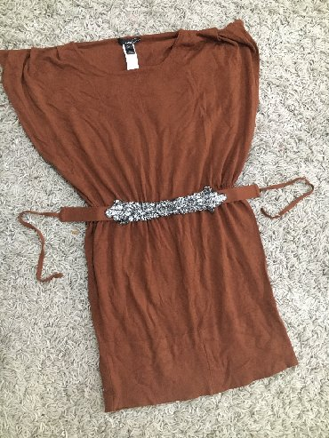 Na gumu duzina - Srbija: Mango haljina od viskozeDuzina 88cmStruk 36 na gumu je Sirina donjeg