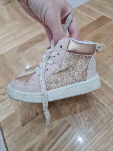 Dečije Cipele i Čizme - Nova Pazova: H&M patike za devojcicu,postavljene