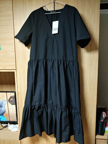 Платья в Ак-Джол: Платье Свободного кроя Zara L