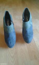 Cipele altamarea maslinastozelene plis broj 38 - Backa Palanka