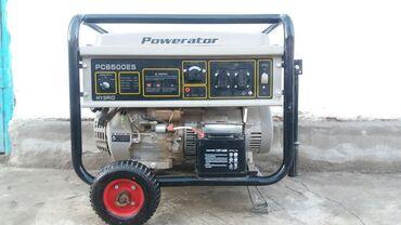 Продаю гибридный генератор(газ/бензин)