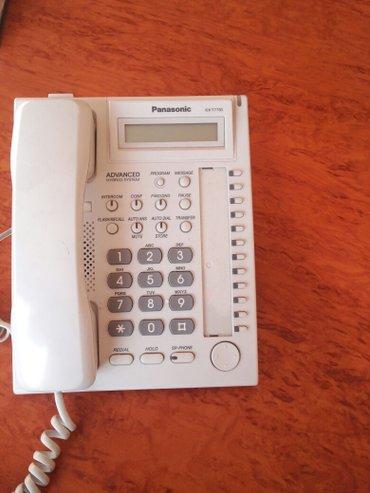 продаю 2 радио телефоны Кыргызтелекома по 1200 сом и системный телефон в Бишкек