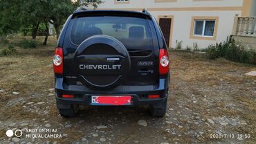 İşlənmiş Avtomobillər Yardımlıda: Chevrolet Niva 1.7 l. 2010 | 91000 km