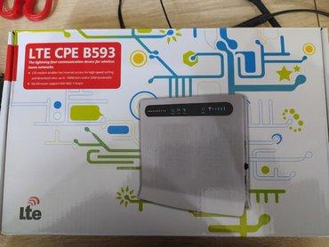 azercell-mifi-modem - Azərbaycan: Huawei 150Mbps 4G lte mifi router CPE 4g lte WIFI b593u-22 lterj45 4