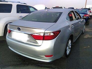 Lexus в Кыргызстан: Lexus ES 2013