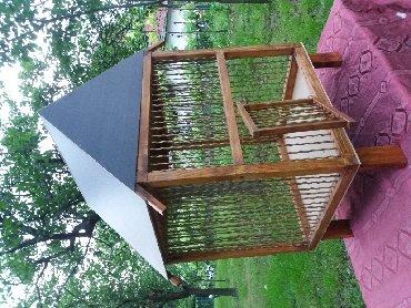 Oprema za kućne ljubimce | Kragujevac: Na prodaju dekorativni kavez za kucuposlovni prostor i itd za sve v