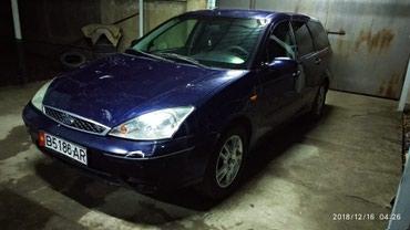 Ford Focus 2002 в Сокулук