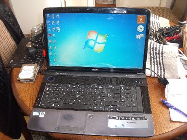 Acer aspire 7735z lap top sa 17 inchnim LED ekranom,Intel dual core