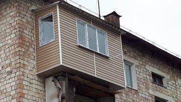 Утепление балконов и лоджий в Бишкек
