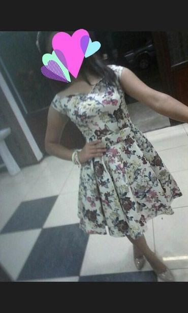 Продаю отличное платье выше каленок. в Бишкек