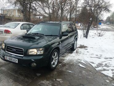 продам наковальню в Кыргызстан: Subaru Forester 2 л. 2003 | 264536 км