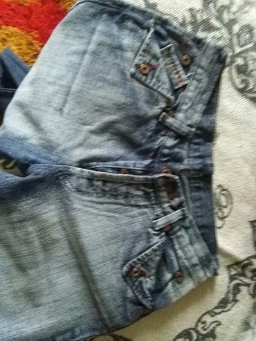 texsas pantalone manji broj,kao nove,extra kroj - Sombor