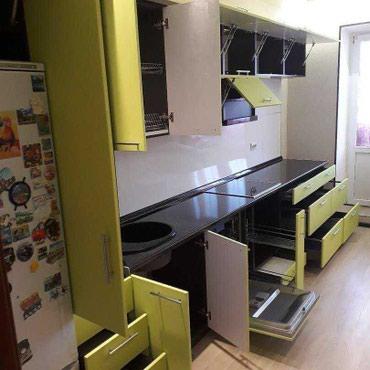 Кухни на заказ арт.108. в Бишкек