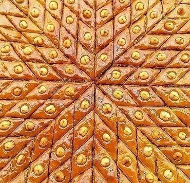 tortlar - Azərbaycan: Paxlava sekerbura badambura qogal banan saftali ekler tortlar ve diger
