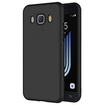 Ostali aksesoari | Srbija: Samsung J5 2016 - Silikon crne boje