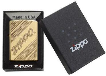 zippo зажигалки в Кыргызстан: Zippo Armor украшена по технологии глубокого резного оттиска