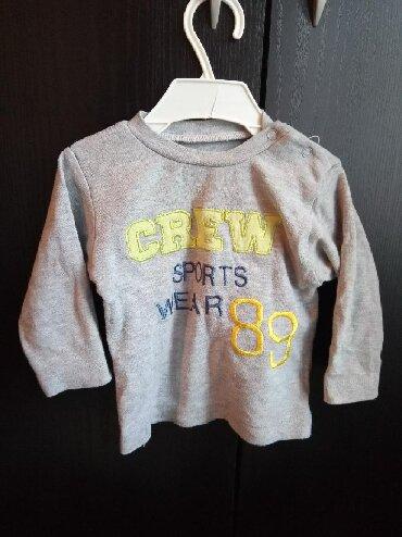 Ostala dečija odeća   Prokuplje: Bluzica bez ostecenja za uzrast do 12 meseci