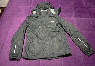 Dečije jakne i kaputi | Cuprija: Zimska jakna za decake postavljena, unutrasnji deo se skida pa moze i