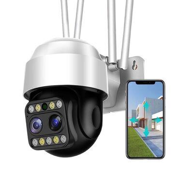 221 elan: Kamera ip 2mp 1080HD (Wifi camera) ✔️Sizə yeni cöl şəraiti üçün ip kam