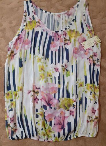 Ženska odeća   Sremska Kamenica: Ženske bluze od viskoze, univerzalna veličina
