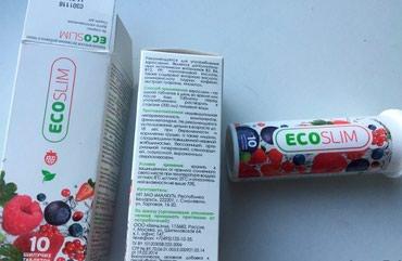 Эко Слим - эффективное средство для в Бишкек